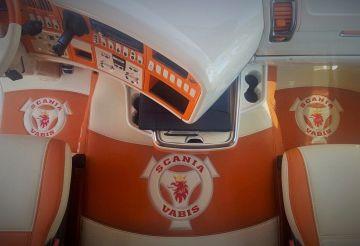 Scania kiegészítők